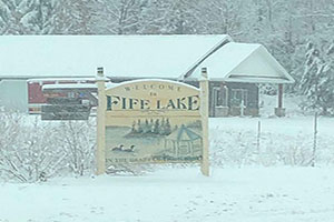 Welcome to Fife Lake, MI